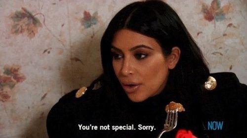 Kim Kardashian Quote And Alternative Image Kardashian Memes Kardashian Quotes Current Mood Meme