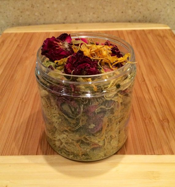 Relaxing Bath Tea by FaithHempLove on Etsy