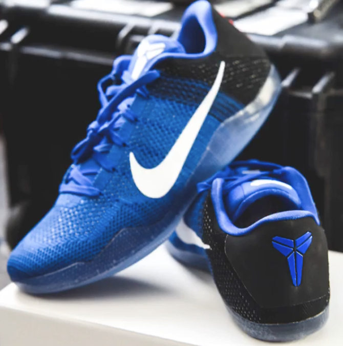 Running shoes · Check out this Nike Kobe 11 PE made especially for the Duke  Blue Devils.