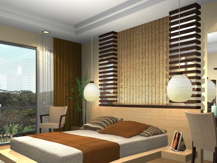 schlafzimmer ideen dekoideen einrichtungsbeispiele zen - Schlafzimmer Einrichtung 20 Ideen Modern
