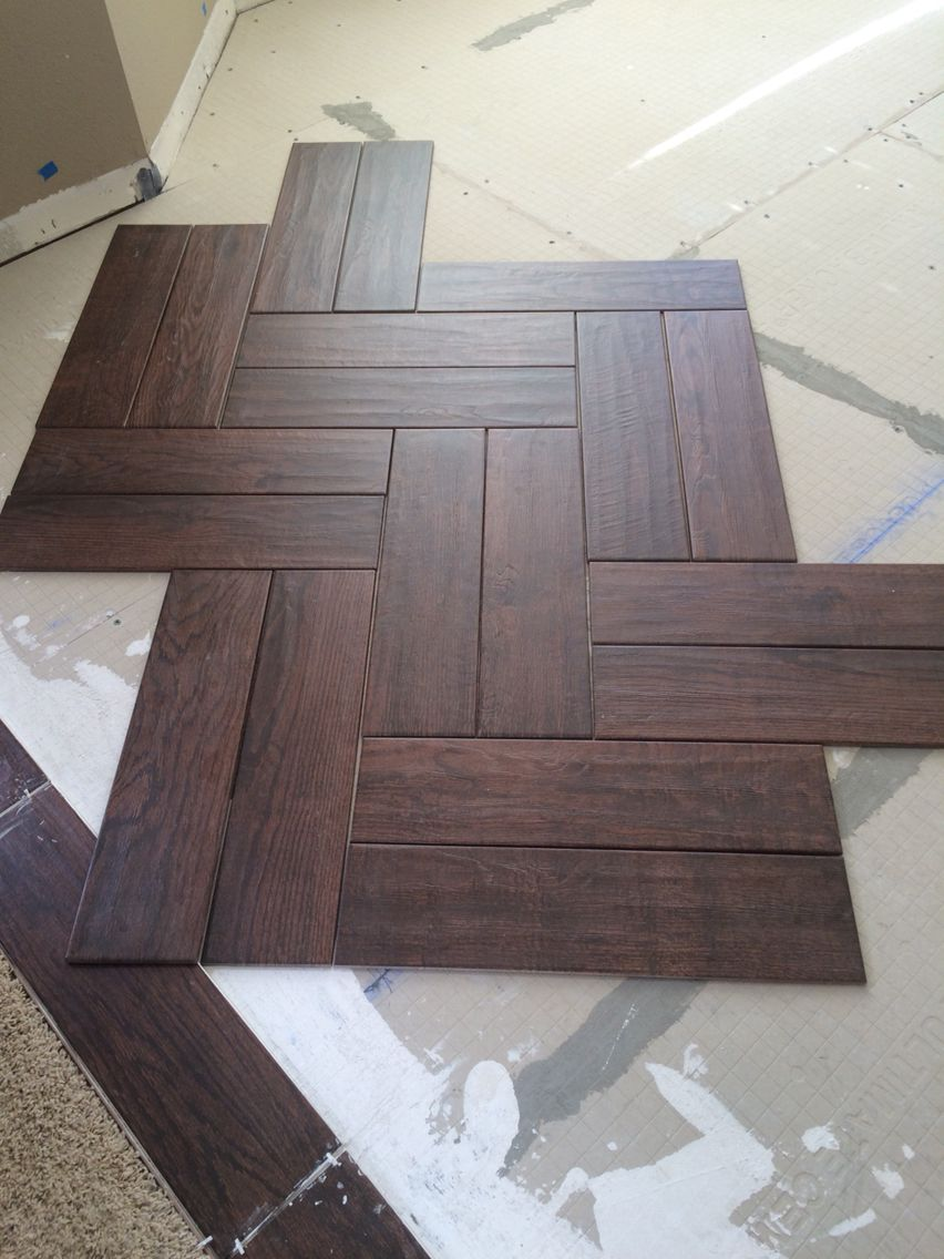 Marazzi Montagna Saddle Tile From Home Depot For The Kitchen Wood