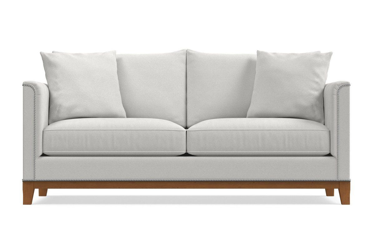 La Brea Queen Size Sleeper Sofa Leg Finish Pecan Sleeper