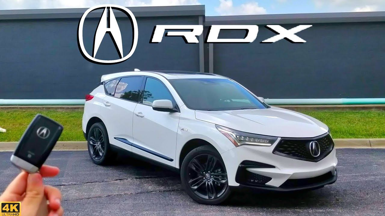 2021 Acura Rdx A Spec There S A Reason This Is Acura S 1 Seller Acura Acura Rdx Technology Package