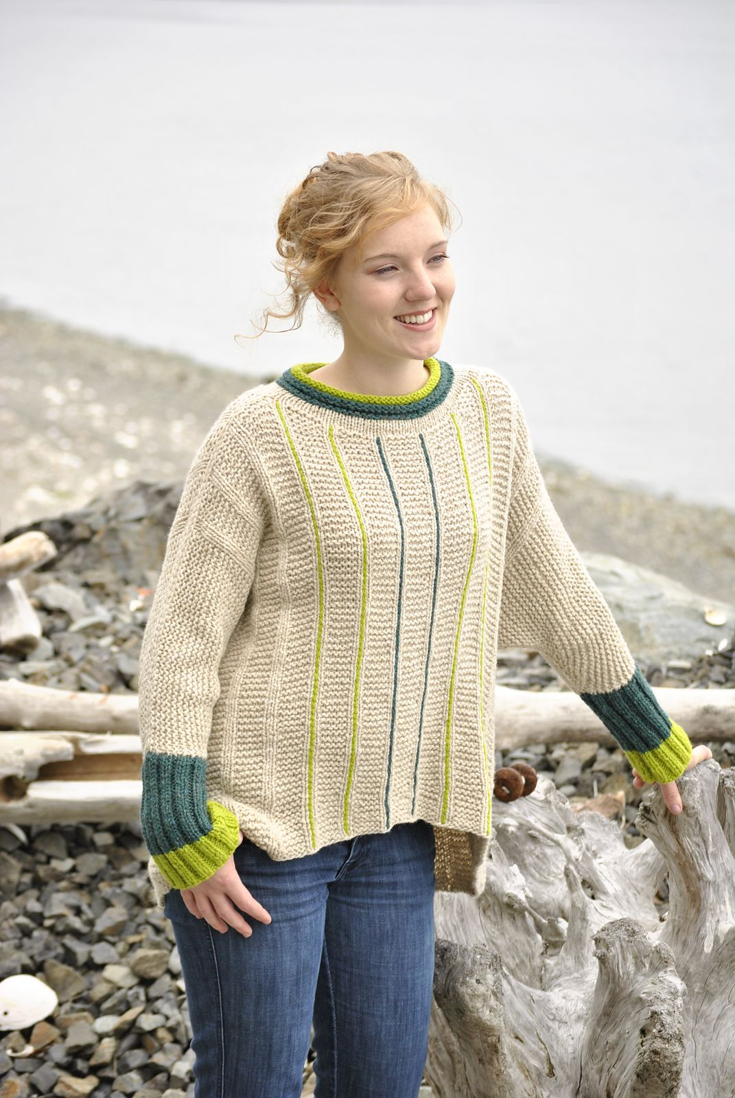 One Size Fits Many pattern by Karin Haack | Pattern library, Ravelry ...