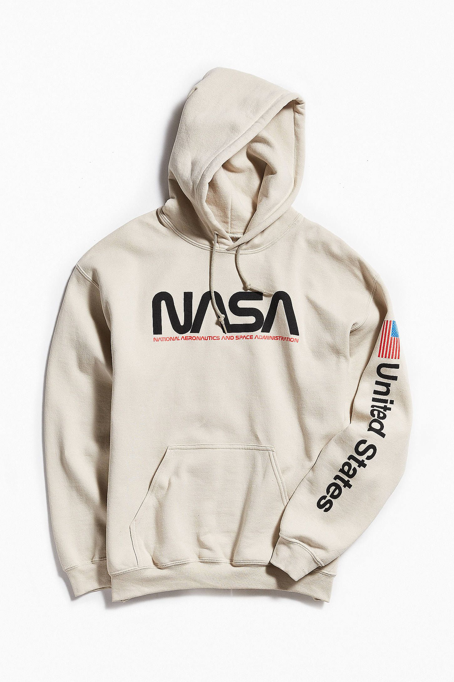 ab5ea533 NASA Hoodie Sweatshirt | Urban Outfitters Hoodies, Sweatshirts, Graphic  Sweatshirt, Sweaters, Fashion