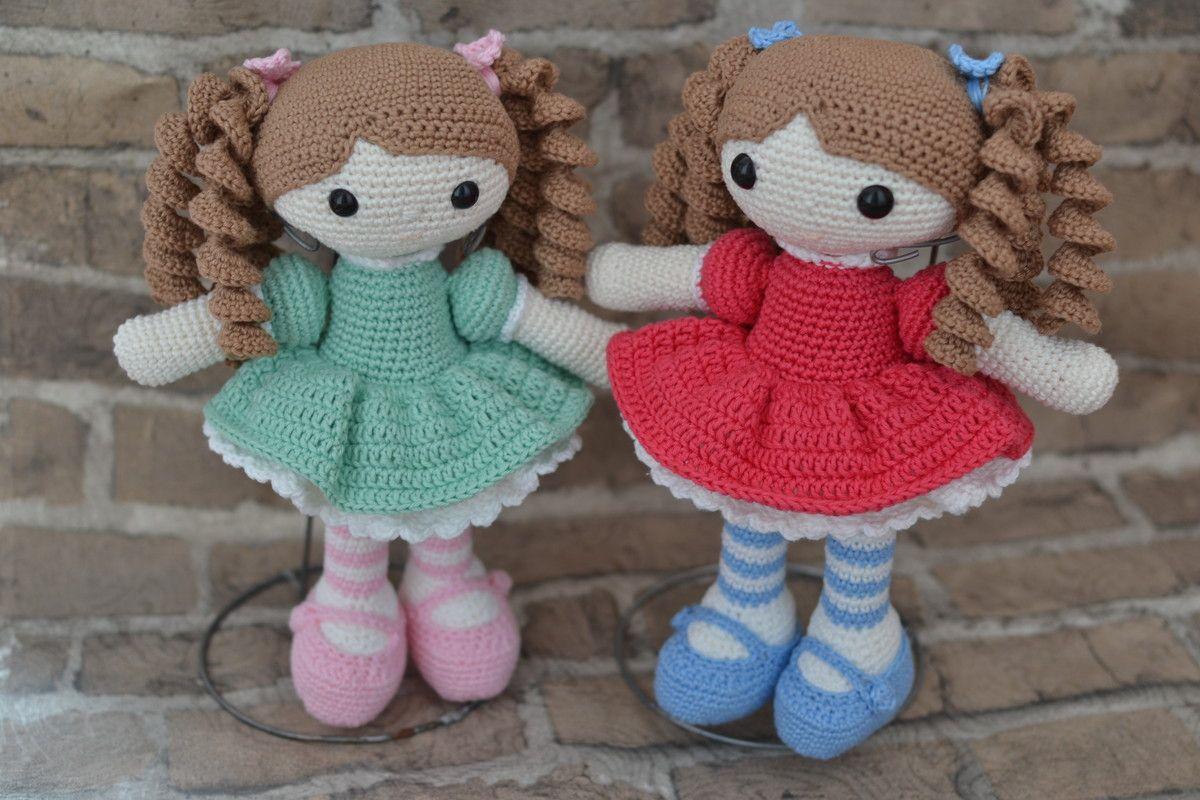 Boneca Amigurumi Crochê - Alice no Elo7   Ateliê Diana Ducheiko ...   800x1200