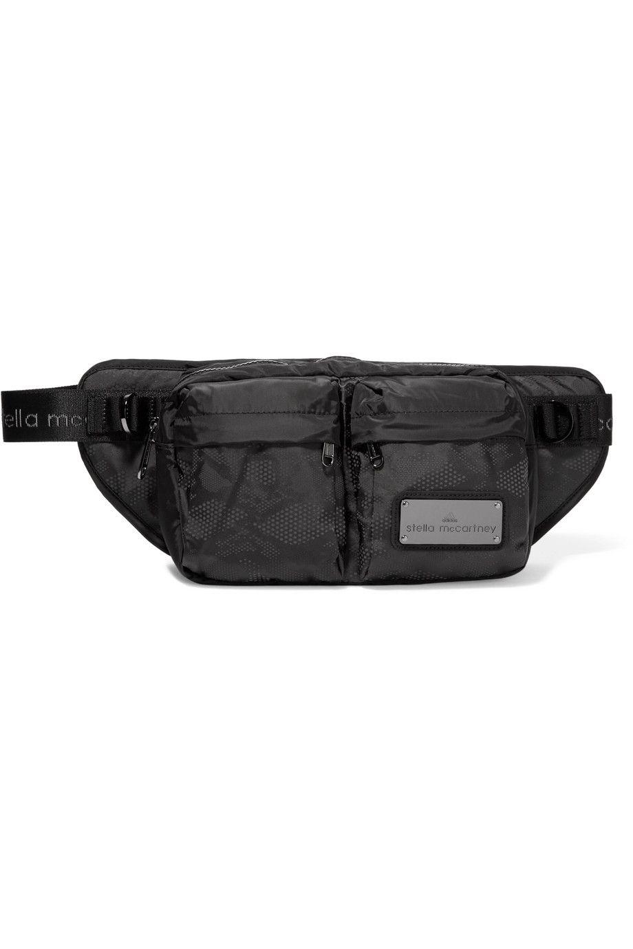 35d862974e ADIDAS BY STELLA MCCARTNEY Printed shell belt bag.  adidasbystellamccartney   bags  belt bags