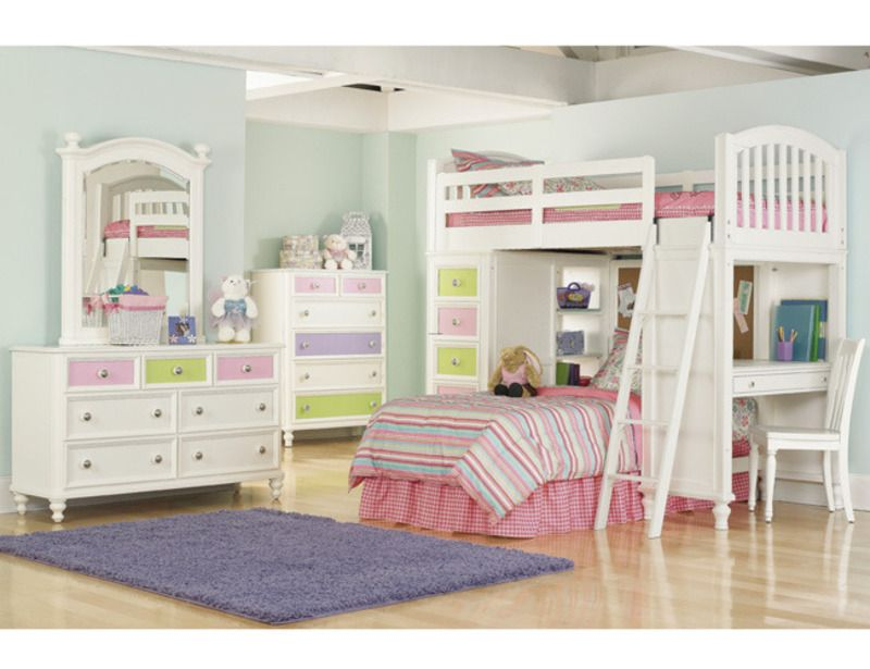 kids furniture beds excellent bedroom decoration girls ...