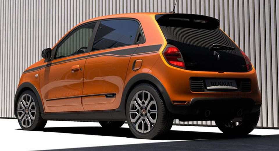 Renault Twingo Gt And Dynamique S Go On Sale In The Uk Renault