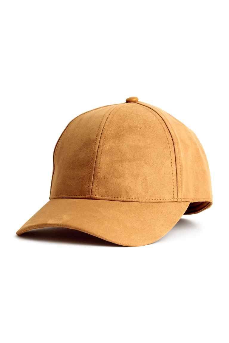 Gorra - Camel - MUJER  2186442e2f5