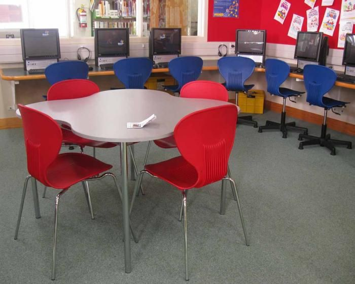 Massey Primary School Library Tables U0026 Chairs