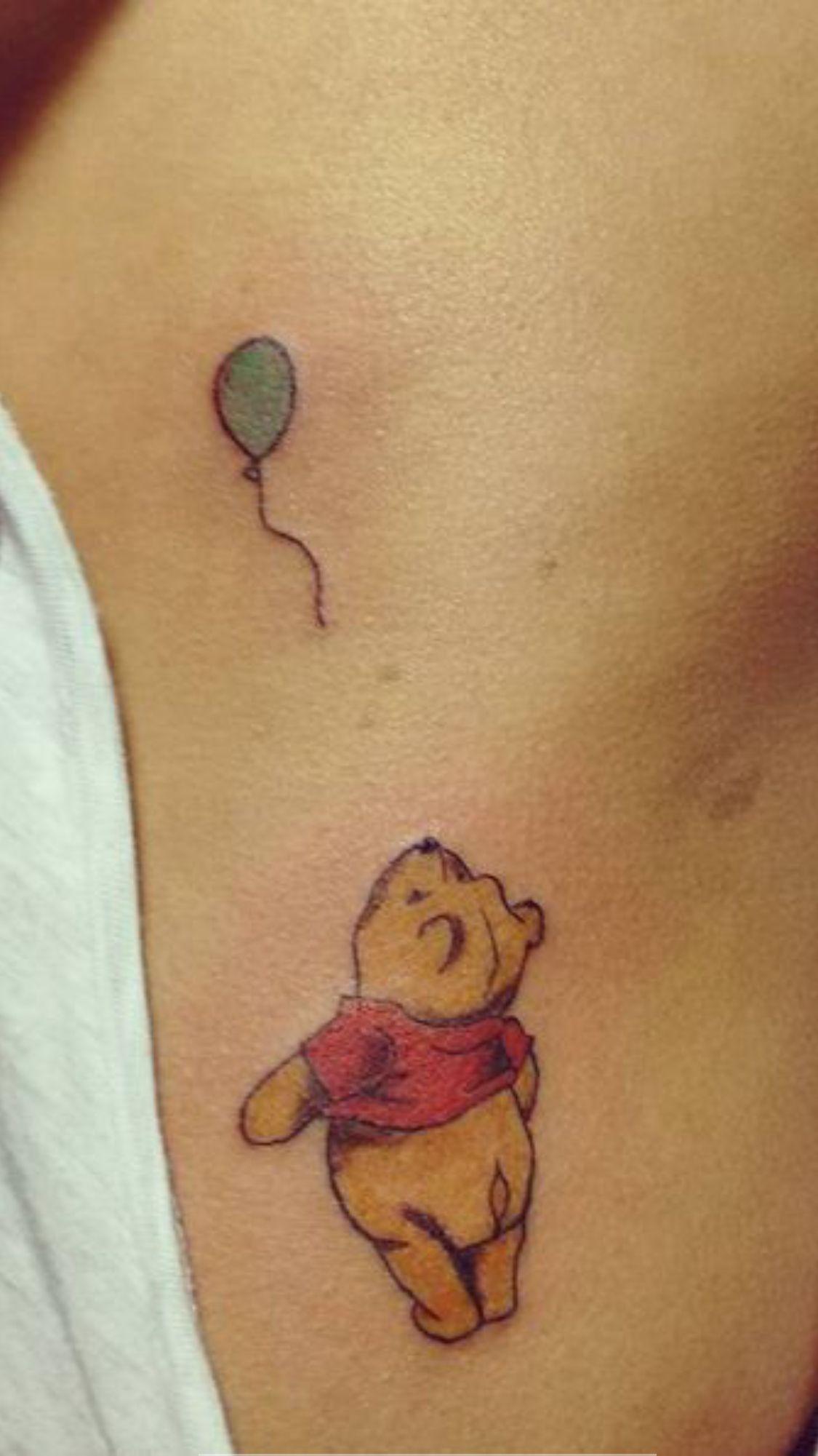 Winnie the Pooh tattoo ❤️