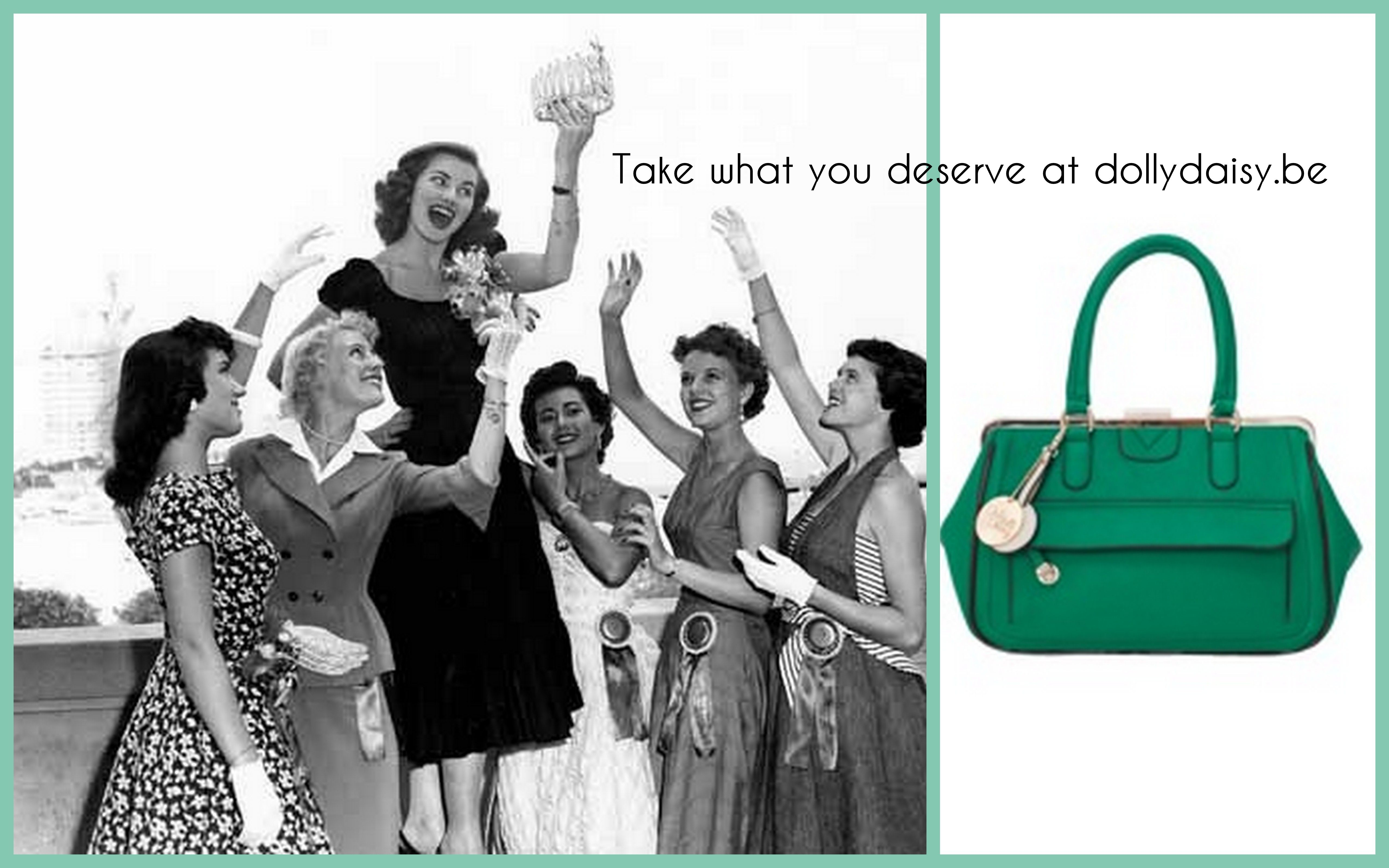 All women want a crown. Now, take what you deserve @ www.dollydaisy.be