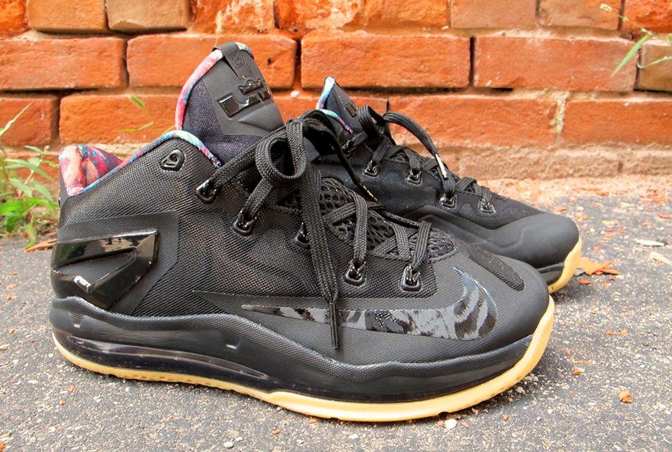 """Releasing in US: Nike LeBron Max 11 Low """"Gum"""" - EU Kicks:"""