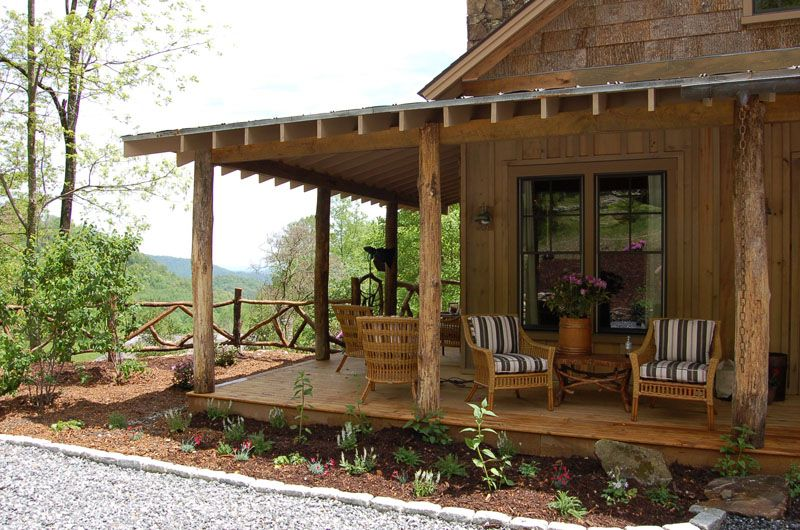 Southern Living Giveaway Cottage | Jade Mountain Builders | Deck ...