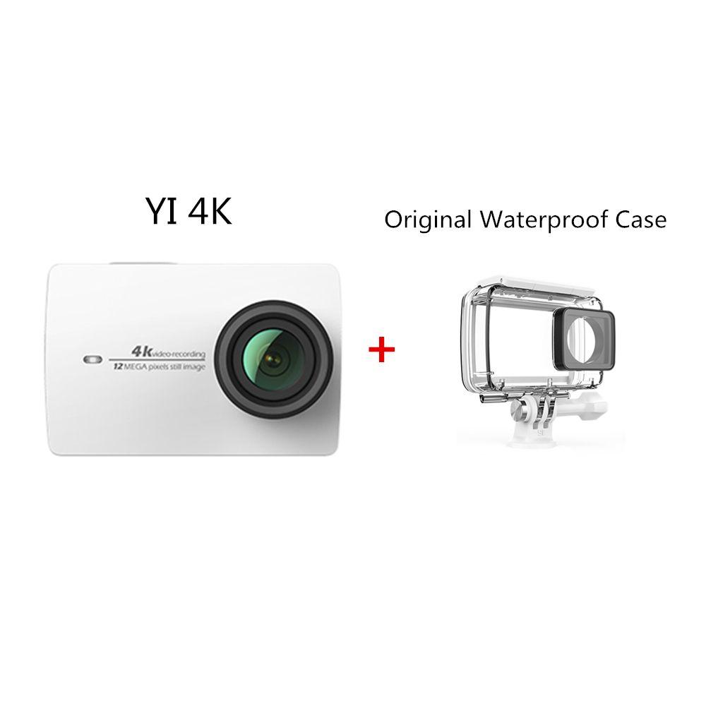 Xiaomi yi action camera 2 xiaoyi 4k camera ii a9se imx377