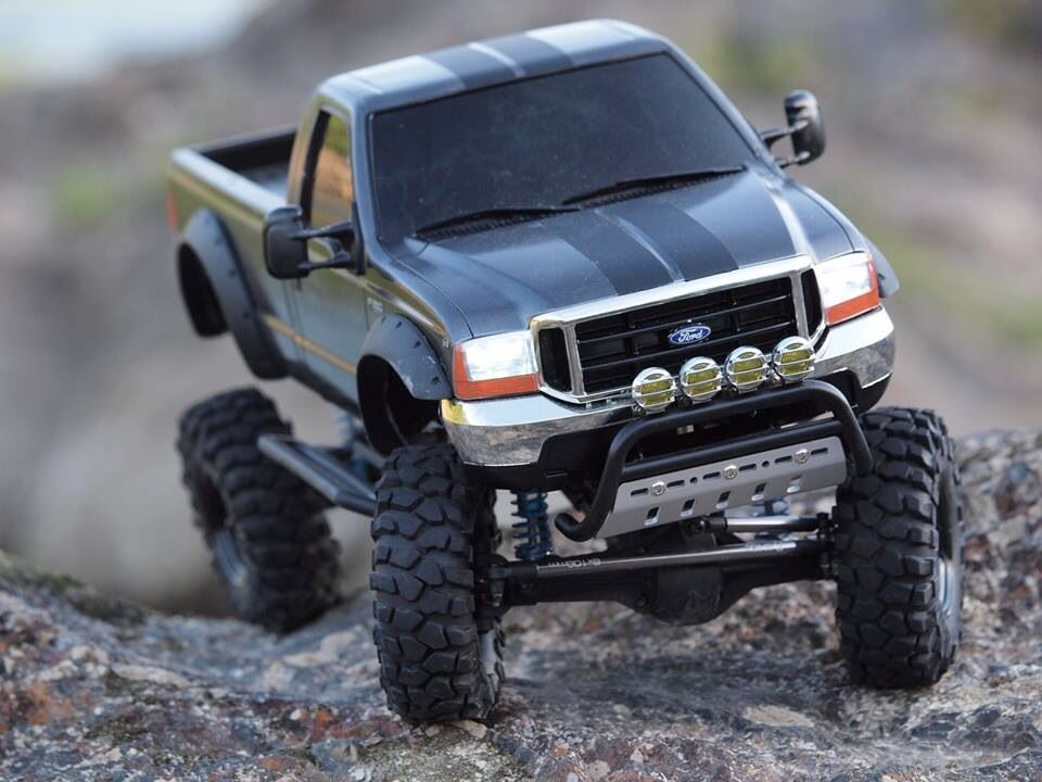 also  in addition Maxresdefault further Baf C Bfea E B Cc Fa moreover Scale High Lift Jack Stands Pcs For Tamiya Rc Wd Hilux Cross X Gelande Ii   X. on scx10 f350