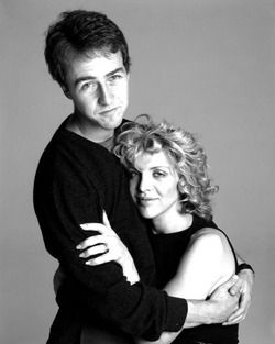 Edward Just Engaged He Has His Cute Moments I Suppose Courtney Love Edward Norton Celebrity Couples