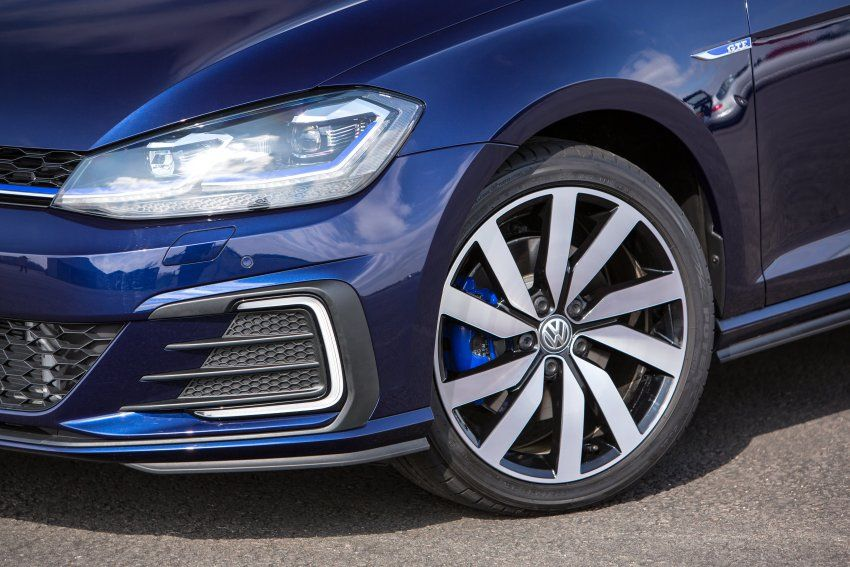 The Updated Volkswagen Golf Gte Is Open For Order In The Uk With A