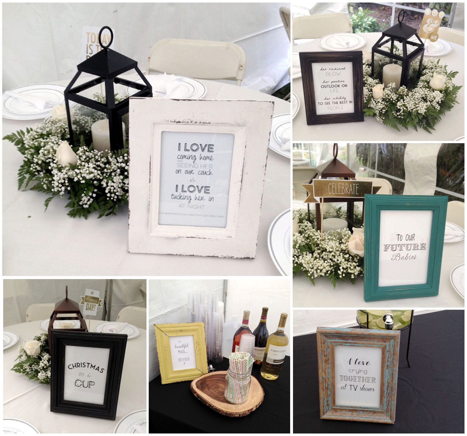 Quotes Groom to Bride - Phrases for bridal shower - Perfect for ...
