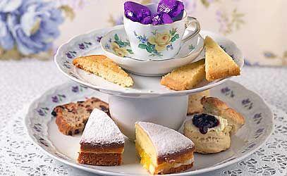 Time for Tea, Gebäck und gute Gespräche | Betty Bossi