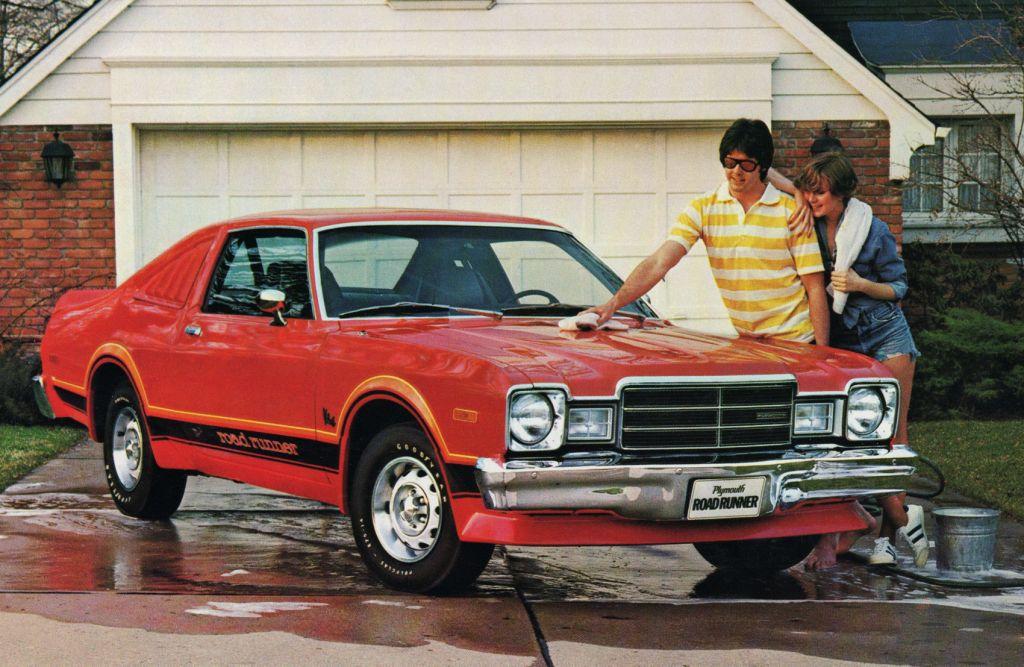 1976 Plymouth Volare Road Runner Super Pak (HL29) Dodge