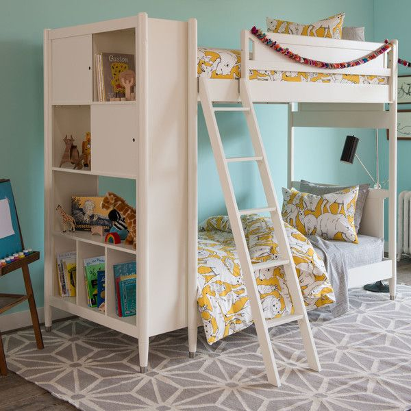 Kids Bedroom Library anatomy of a room: 5 essentials for every kids' bedroom. mid