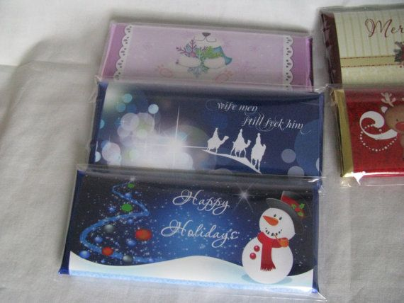 Personalized Hershey bars for any event by UniquelyDesigneditem, $3.00