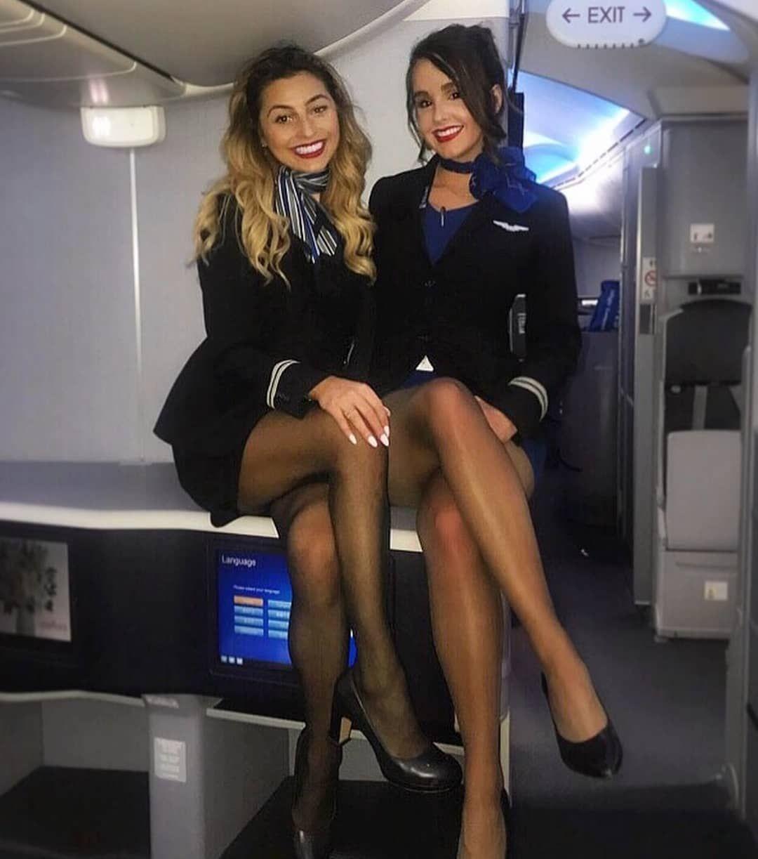 stewardess bus