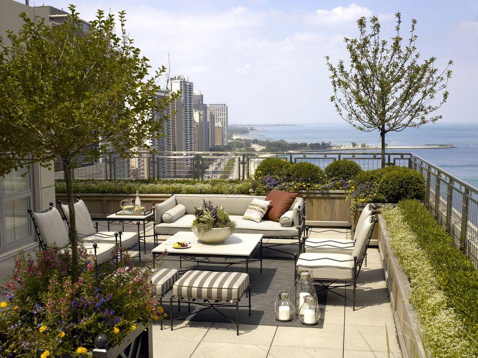 Pin By Telma Barroso On Landscape Gardening Rooftop Design Rooftop Garden Terrace Garden