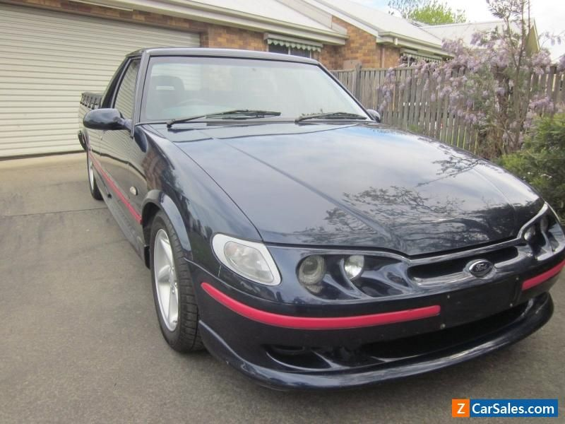 1998 Ford Falcon Xh Series 2 Xr8 Ute Vortech V3 Supercharger Not