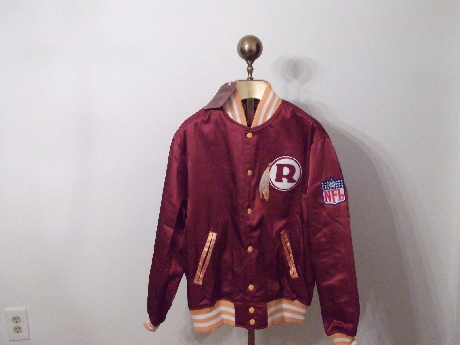 pretty nice e91dd 6eee6 WASHINGTON REDSKINS Mitchell and Ness Authentic Vintage ...