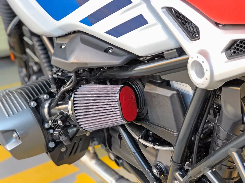 Dna stage 3 leather top air filter kit - bmw r nine t 2014