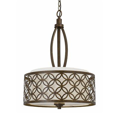 Triarch International 35102 Orion 3-Light Large Pendant