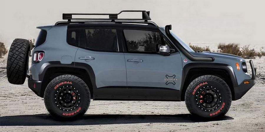 Jeep Renegade Jeep renegade, Jeep renegade trailhawk