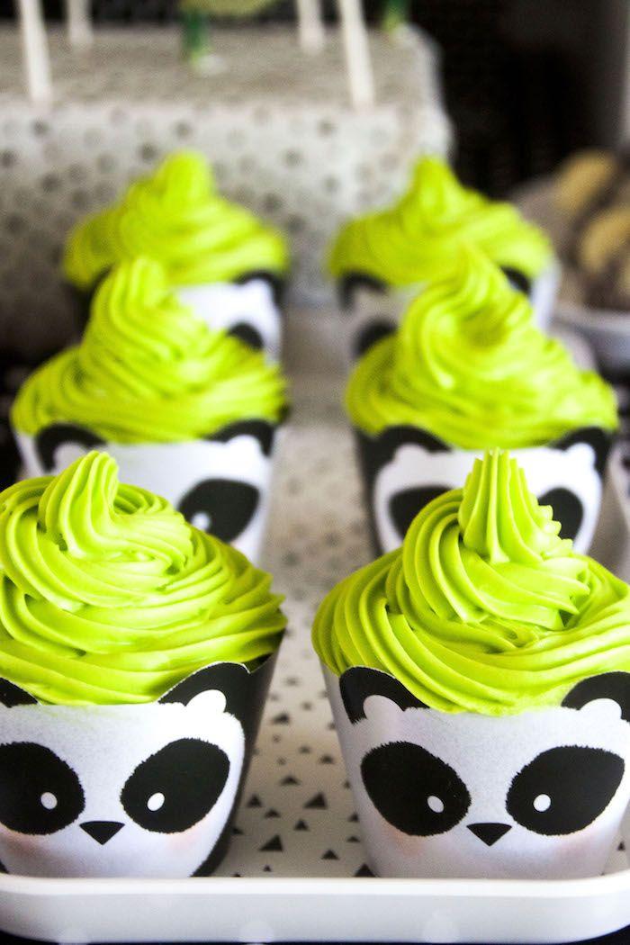 fiesta temtica de oso panda fiestas y cumples - Fiestas Y Cumples