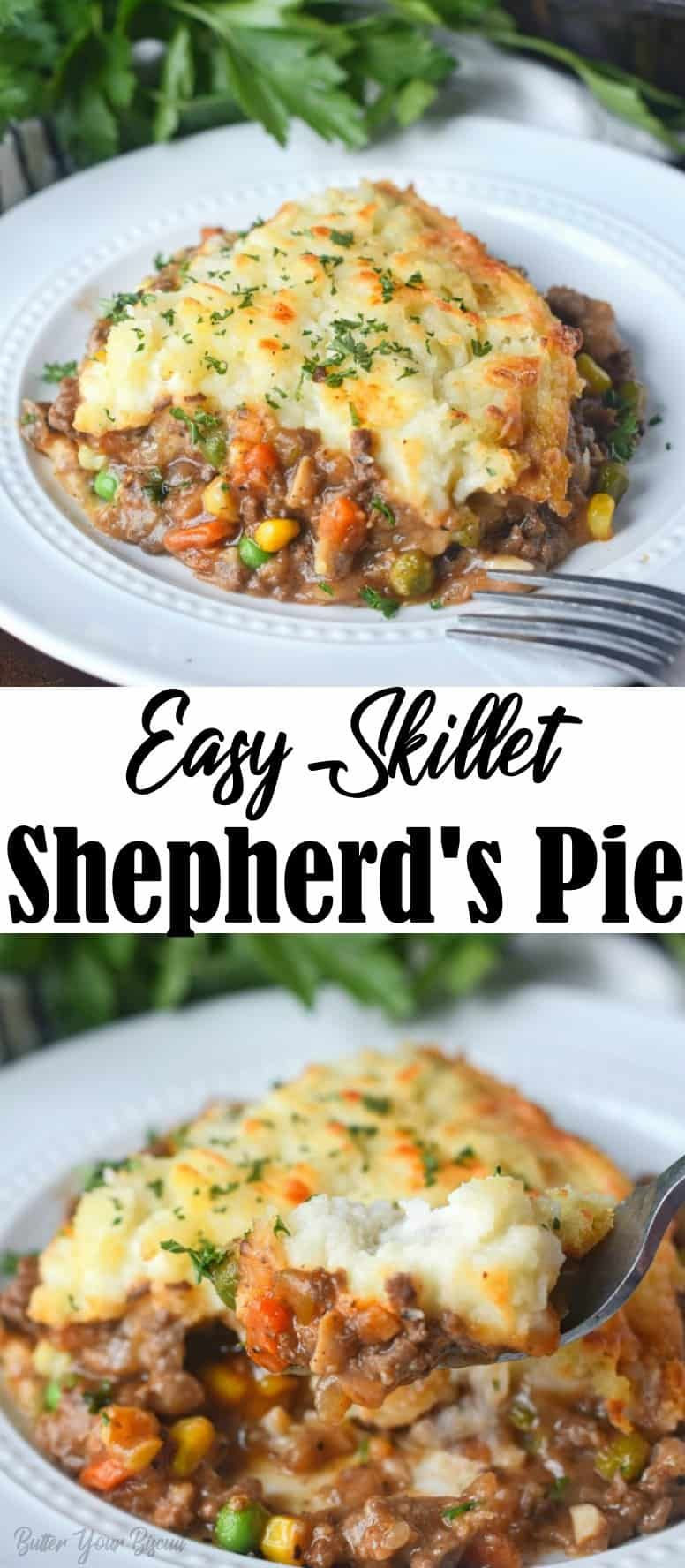 Easy Shepherd S Pie Recipe Butter Your Biscuit Recipe In 2020 Shepherds Pie Easy Shepherds Pie Delicious Healthy Recipes