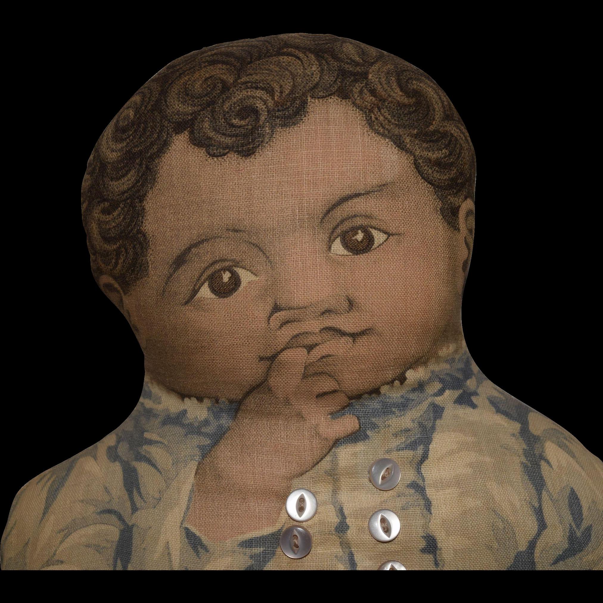 Pin On Antique Cloth Dolls