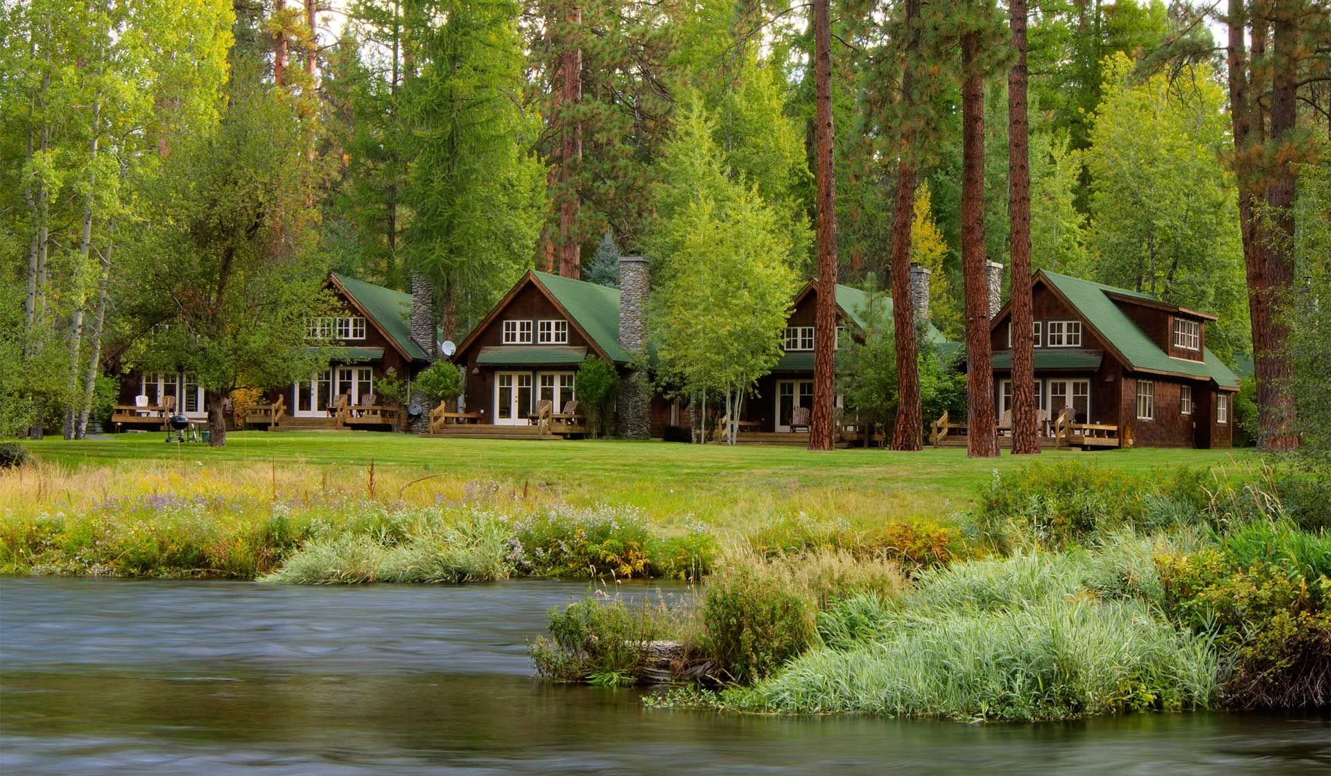 River View Cabin is one of Mt. Hood Vacation Rentals\' most popular ...