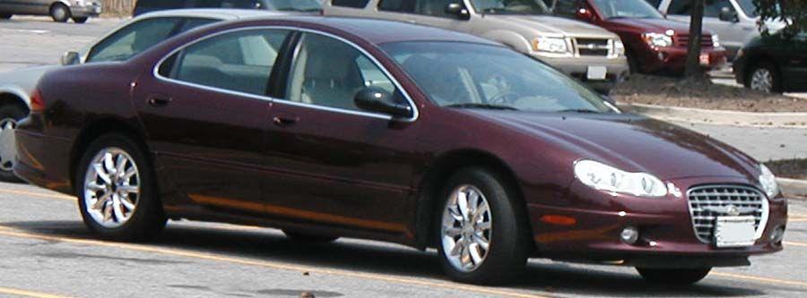 Chrysler LHS uit 19992003. Chrysler lhs, Automobile, Bmw