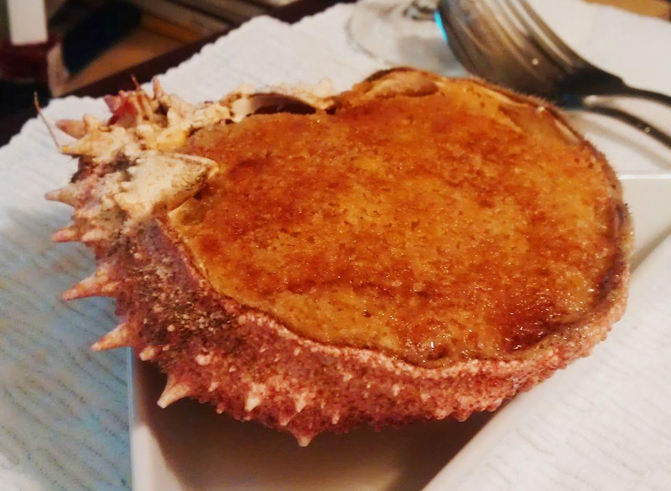 Mariscada El Papa El Moli De Pontons Food Food Lists Tapas