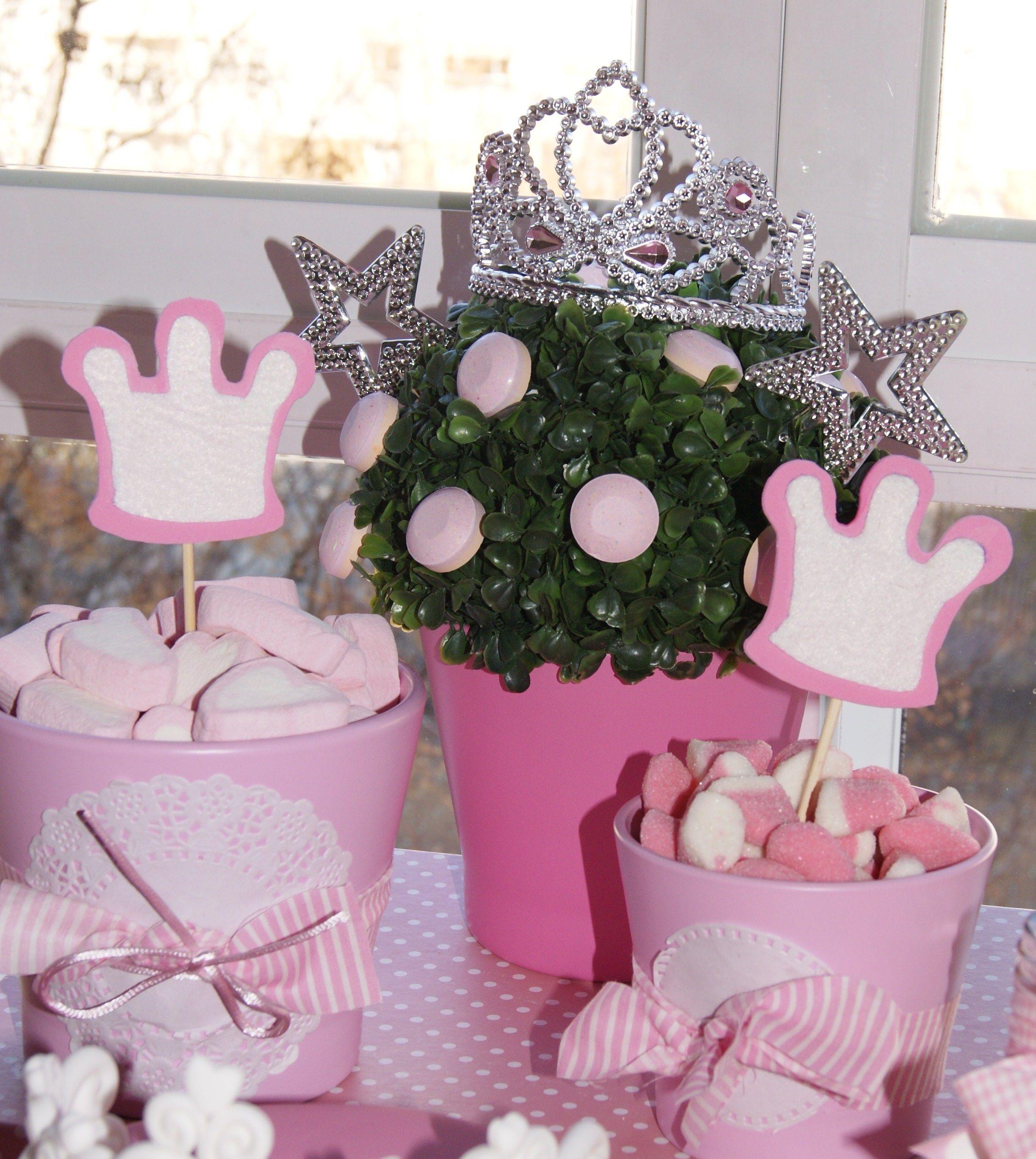 Bonitos detalles para decorar cumplea os de princesas - Fiestas de cumpleanos de princesas ...
