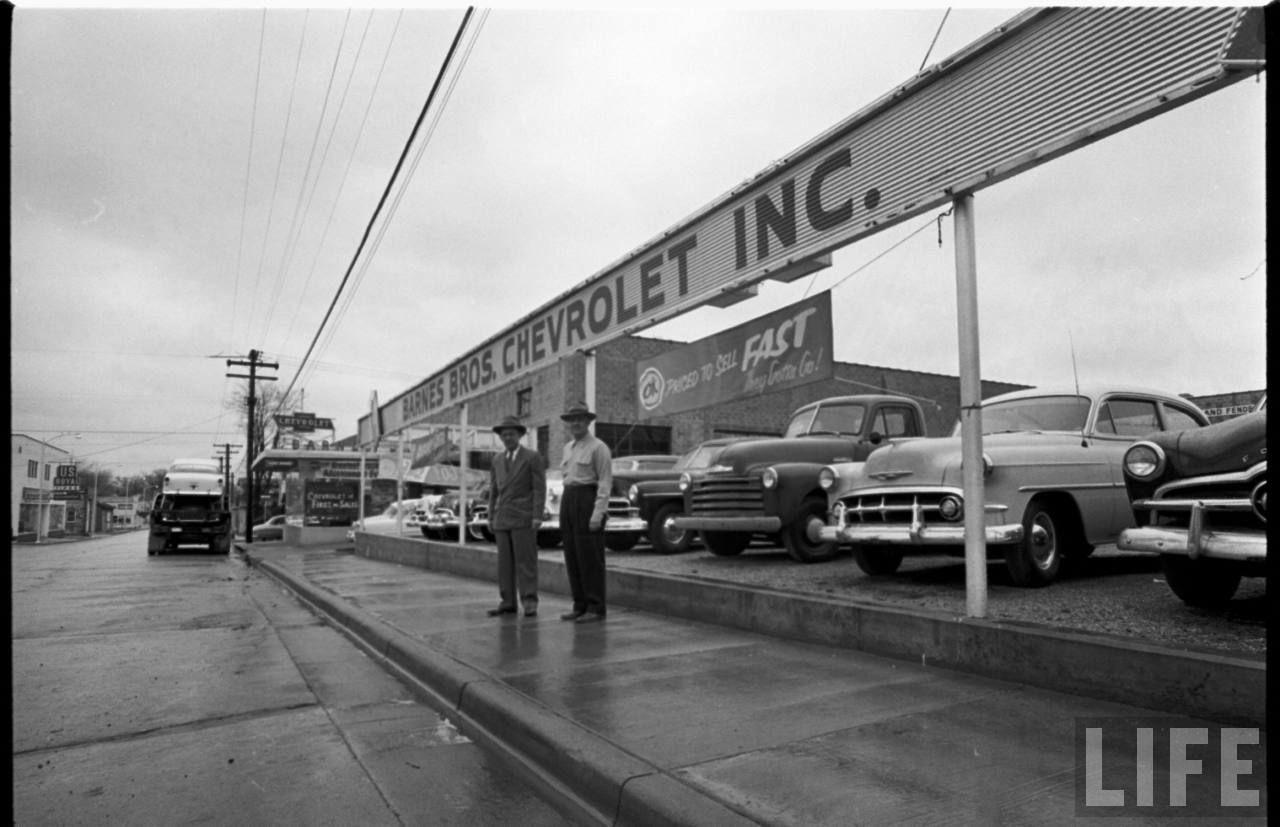 Vintage Chevrolet Dealership in Neosho, MO Chevrolet