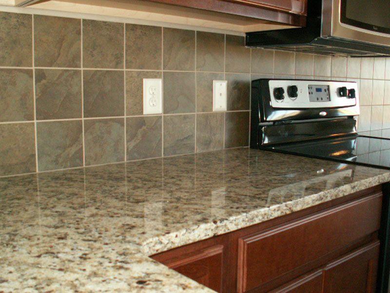 Venetian Gold Light Granite Countertops