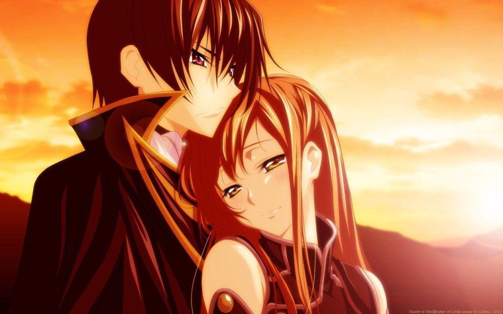 Anime Couple Wallpapers