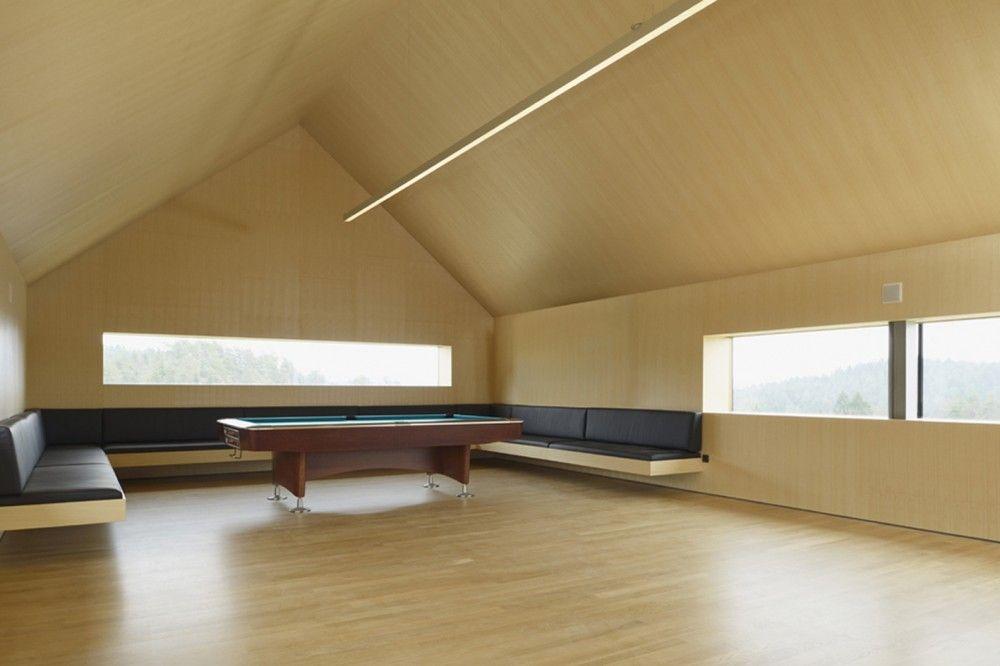 The Black Barn / Arhitektura d.o.o.
