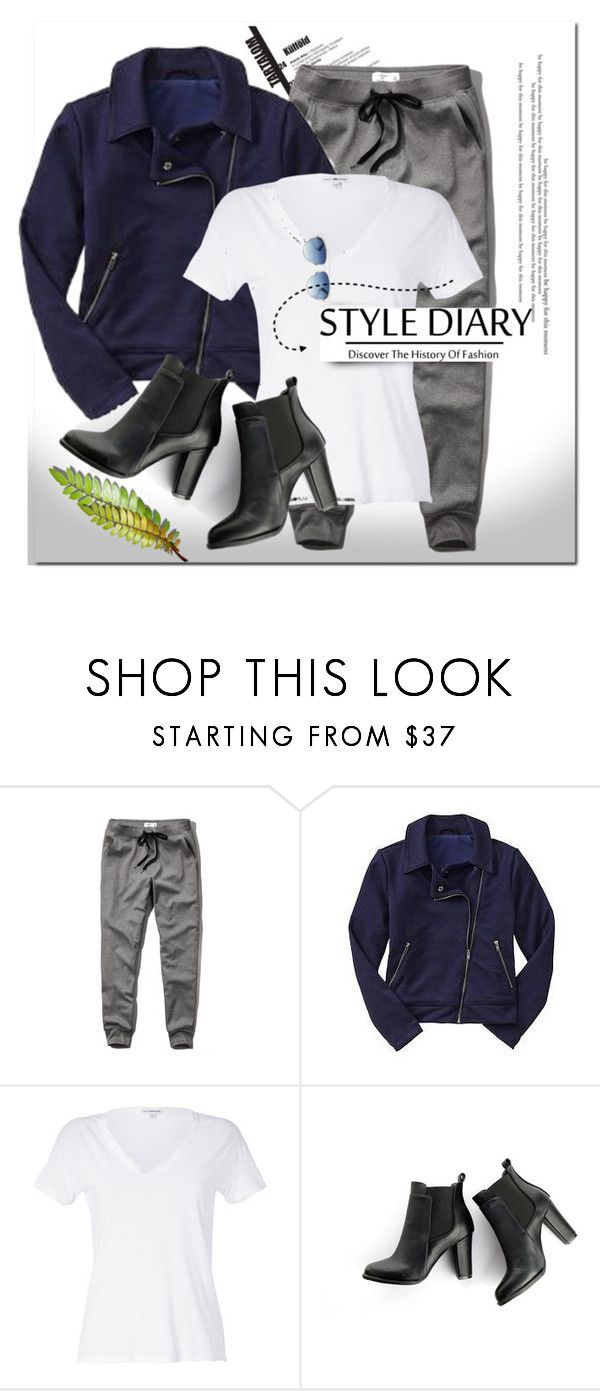 """""""Moro casual"""" by tanyaf1 ❤ liked on Polyvore featuring Abercrombie & Fitch, Gap, James Perse, SWEET MANGO and Christian Dior"""