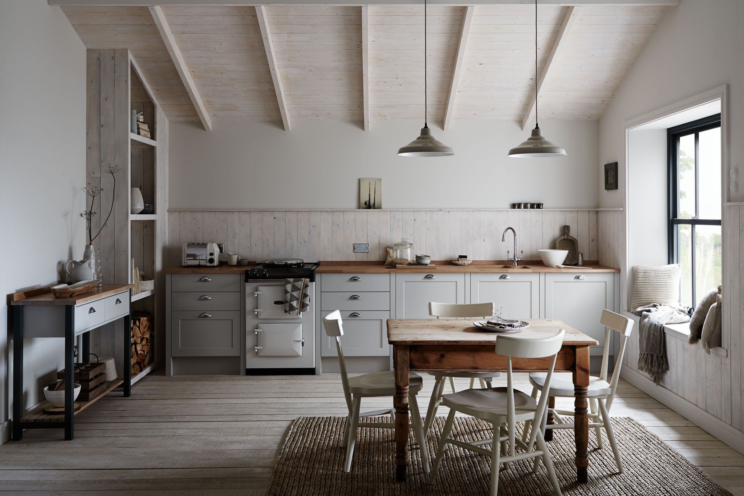 lovely farmhouse kitchen no upper cabinets the incredible as well as attractive farmhouse on farmhouse kitchen no upper cabinets id=24915