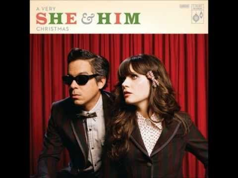 The Christmas Waltz- She  Him