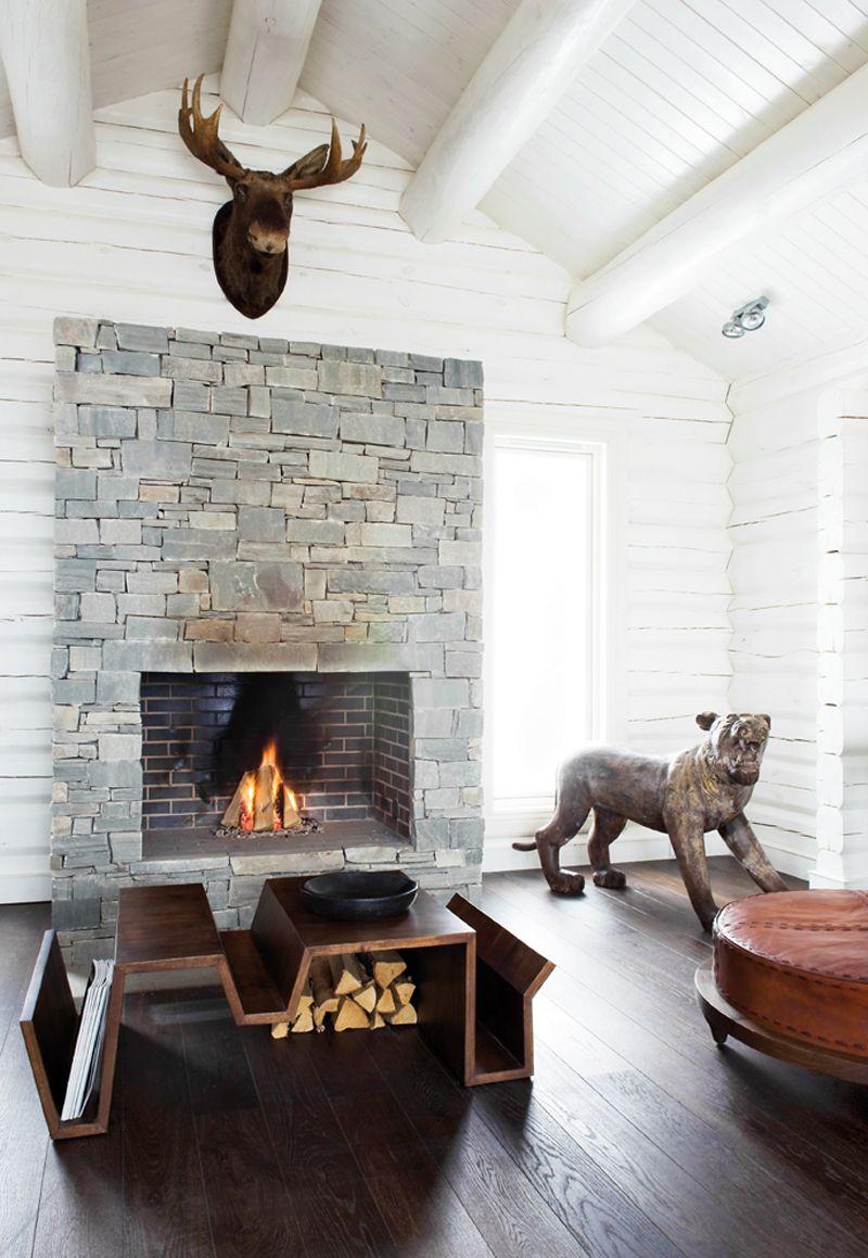 Amazing chimney!